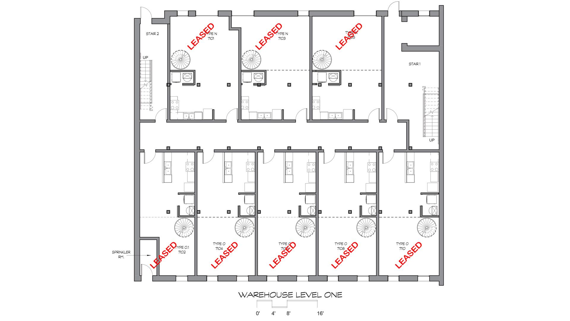 Warehouse apartment floor plans for Loft style apartment floor plans